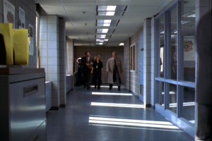 Major Crime Squad - Hallway