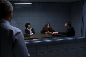 Major Crime Squad - Interrogation Room