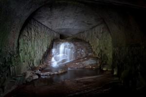 Underground Stream, Nyack, NY