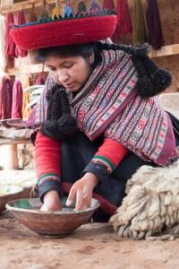 Alpaca Wool Dyer